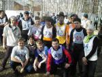 Команда ИДСТУ на кроссе ИНЦ СО РАН (13 мая 2010)-2